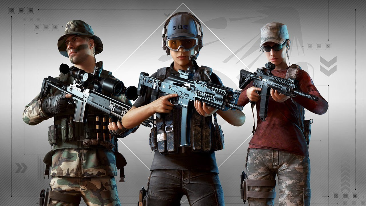 Ghost Recon Wildlands: Ghost War PvP Mode – Meet the Tech, Ranger, and Medic Classes