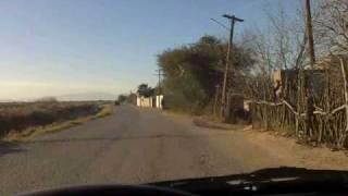 De paseo en el Ejido Lequeitio, Coahuila
