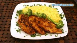 Cajun Chicken Recipe (best Cajun Chicken Recipe Video)