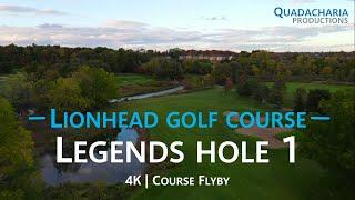Lionhead Golf Club - Brampton, Ontario
