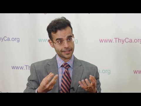 Oral Health After Thyroid Cancer Treatment with Richard C. Cardoso, D.D.S., M.S.