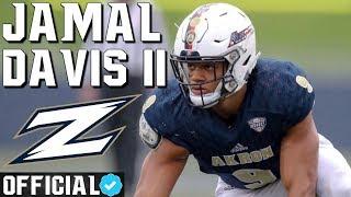 Top 2019 NFL Draft Pick 😤 Official Jamal Davis II Highlights 💯 VictoryLapSeason18