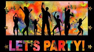 The Joy of Life ♡ Instrumental Happy Dance Music
