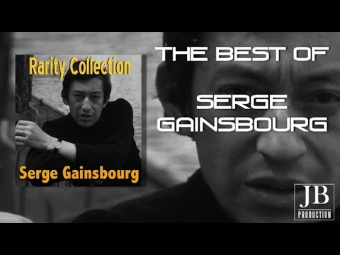 Serge Gainsbourg - The Best of Serge Gainsbourg