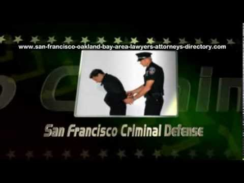 San Francisco Criminal Defense Lawyers
