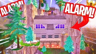EMERGENCY ALARM AND COUNTDOWN HAS BEGUN!! COORDINATES OF DESTINATION LEAKED! Fortnite Battle Royale