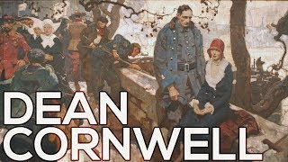 Dean Cornwell: A collection of 32 paintings (HD)