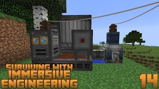 Surviving With Immersive Engineering 1.12 :: E14 - The Distiller