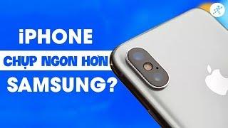 Vì sao iPhone chụp đẹp hơn Samsung, Sony, LG,...?
