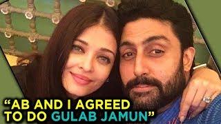 Gulab Jamun   Aishwarya Rai CONFIRMS Film With Abhishek Bachchan   Anurag Kashyap