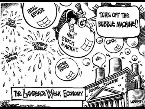 Richard Ebeling: More Centrally Planned Credit Bubbles Coming Soon!