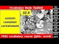 vocabulary made EASIEST 32.4 learn etymology by puneet biseria in Hindi