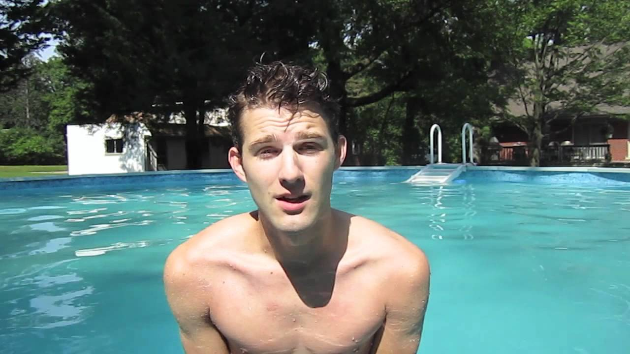 twinks skinny dipping naked