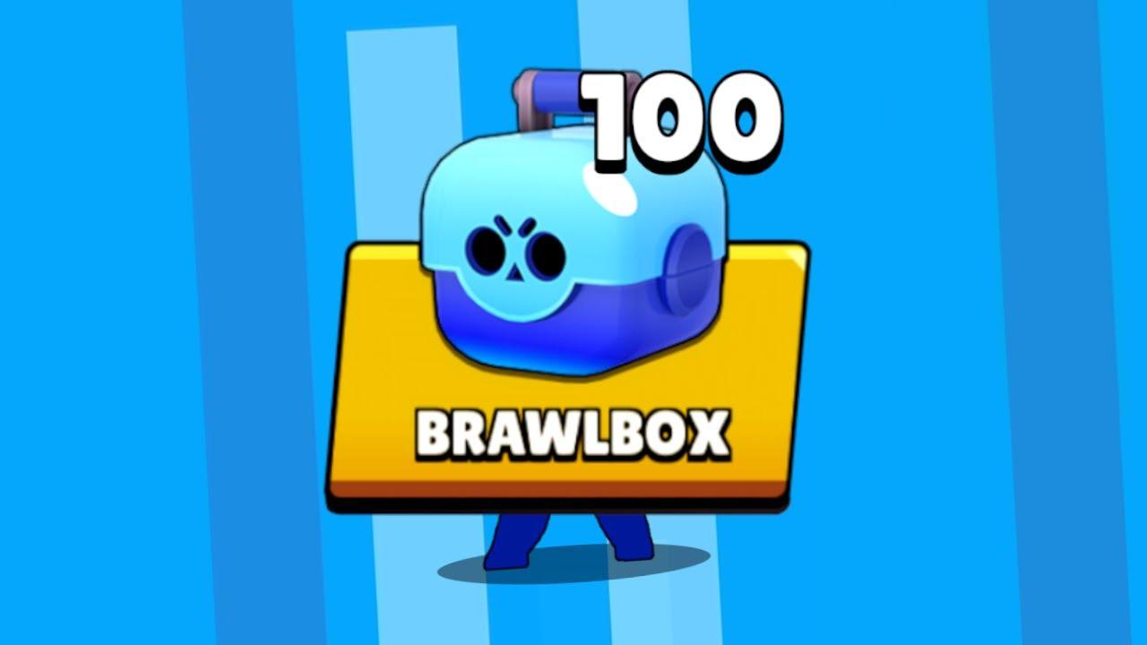 100x BRAWL BOX OPENING! 😱 NEUE BRAWLER gezogen? 😨 Brawl Stars deutsch