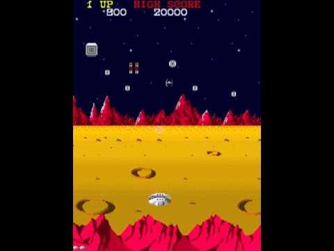 Progressive Snapshot Hack >> Planet Probe prototype MAME Gameplay video Snapshot - Rom name pprobe-
