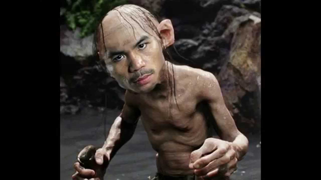 Funny Pacquiao picture pictures video