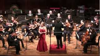 Amy Porter performs Mozart G Major K. 313 Mvt 1. Allegro maestoso