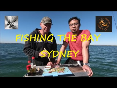 Fishing The Bay Sydney | Fishing & Cooking