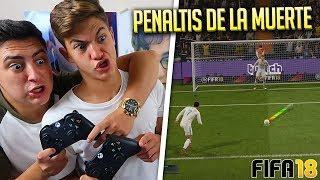 ¡PENALTIS DE LA MUERTE EN FIFA 18!