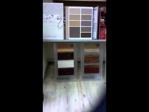 Pvc Vloeren Specialist : Showroom van de pvc vloeren specialist! youtube
