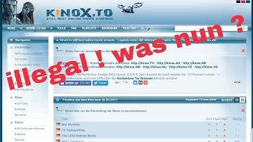 Streaming illegal ! Kinox, Movie4k wie es trotzdem geht