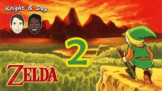 Throwback Thursdays - The Legend of Zelda Walkthrough Part 2 - Level 2 & Secret Overworld Treasures