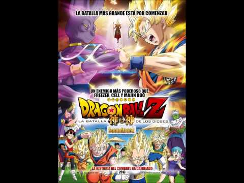 Soundtrack  Dragon Ball Z  Battle of Gods    Life to be Protected
