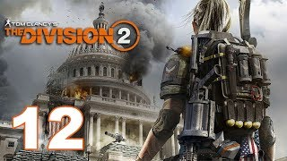 Imon Plays [The Division 2 (PC Solo)] #12 Day 7 - Side Quests / Foggy Bottom / West End