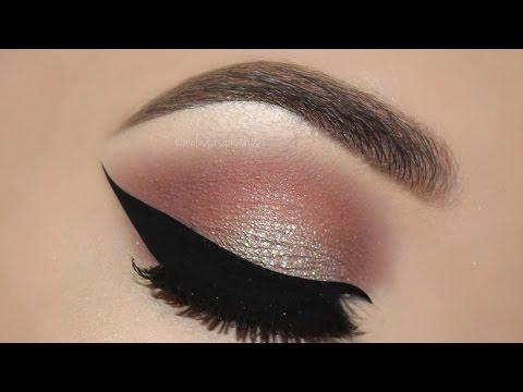 Soft Halo Smokey Eyes & Cat Eyeliner   Melissa Samways