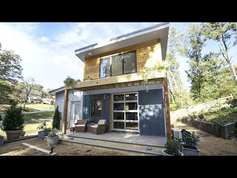The Urban Micro Home By Wind River Tiny Homes
