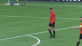 Katwijk - TEC (2-0) | VVKatwijkTV