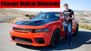 Review: 2020 Dodge Charger Hellcat Widebody