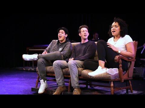 TICK, TICK...BOOM!'s George Salazar, Nick Blaemire & Lilli Cooper Perform