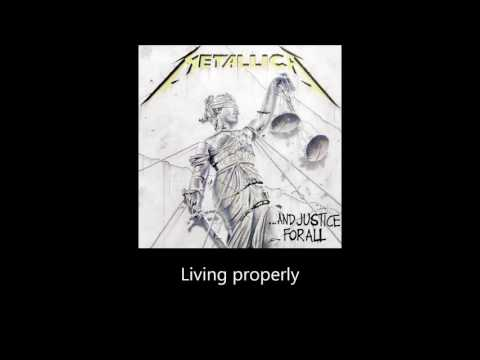 Metallica - Eye Of The Beholder (Lyrics)