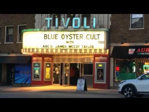 Blue Oyster Cult at Tivoli After Party (2018)