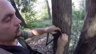 GRADINI PER SALIRE SU GLI ALBERI - TREE STEP