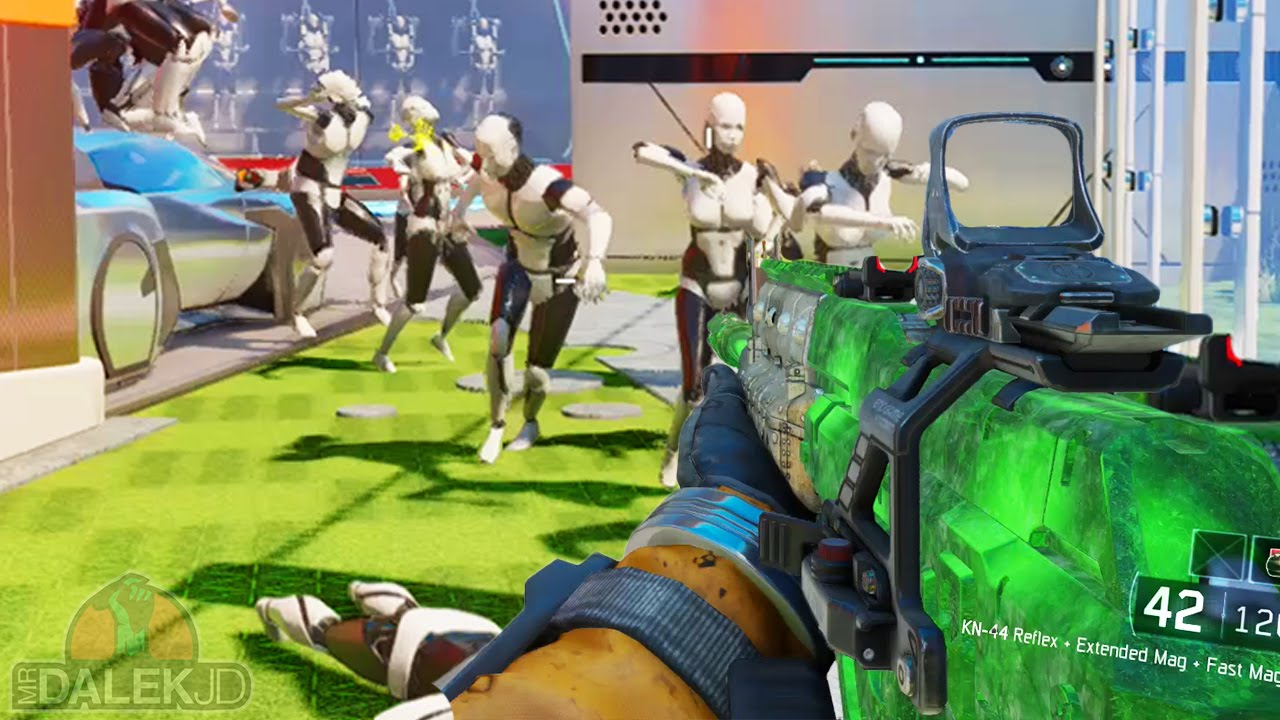 """BLACK OPS 3 NUKETOWN """"Zombies"""" Easter Egg! - Mannequin Zombies on NUKETOWN!  (Call of Duty BO3 2015) - YouTube"""