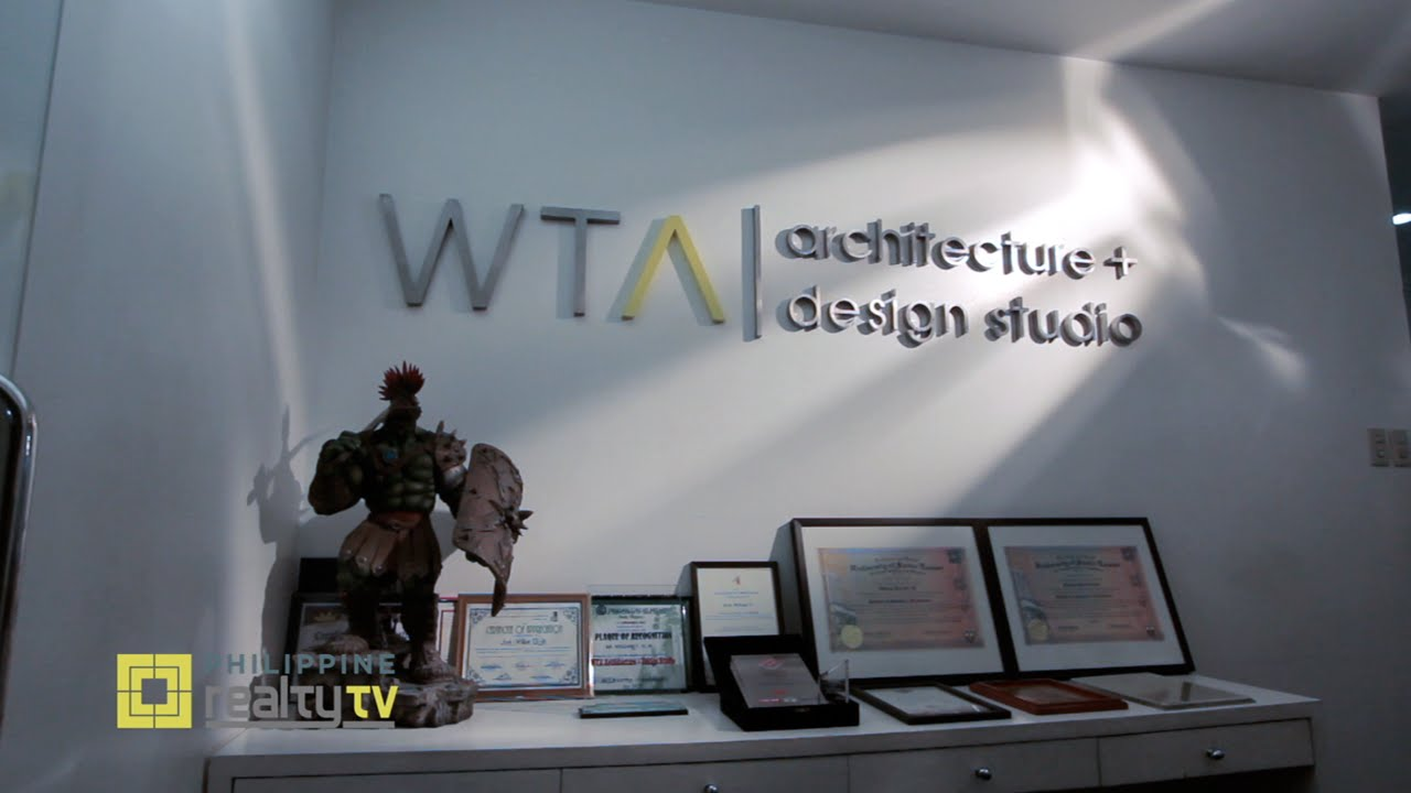 Wta architecture design studio youtube for Studio v architecture