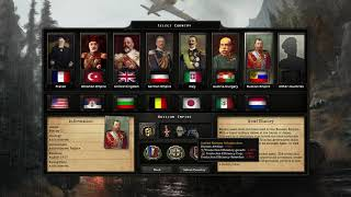"""HOI4 Great War Mod: Faction Overview Ep. 1 - 1910 """"The Powder Keg of Europe"""""""