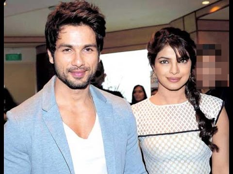 Shahid kapoor and priyanka chopra dating with ranbir