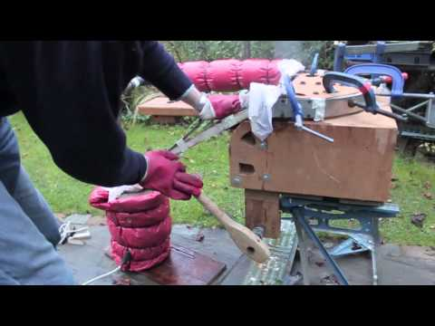 Steam Bending: Continuous Arm Windsor Chair