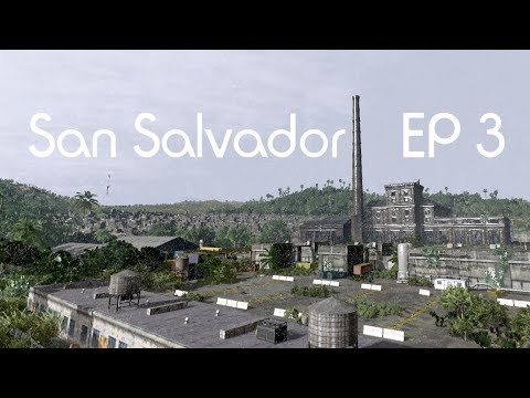 Cities: Skylines - San Salvador - EP3 Abandoned Factory