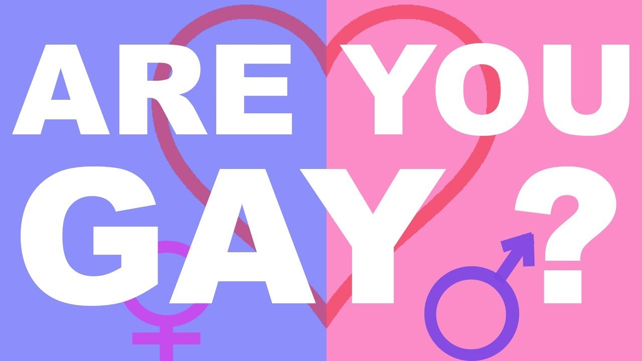 GAY OR STRAIGHT ??