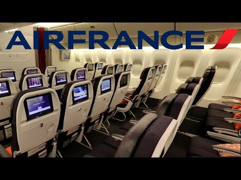 FLIGHT REPORT / AIR FRANCE BOEING 777-200ER / PARIS - LOS ANGELES