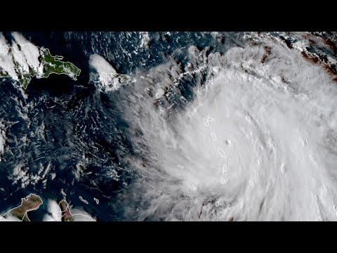 Tracking Hurricane Maria and Jose
