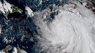 Tracking Hurricane Maria