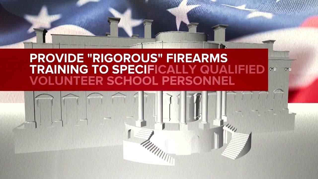 CBS 2 News Digest: Trump's Gun Plan