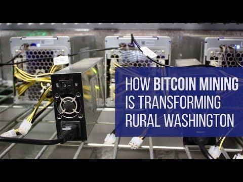 How Bitcoin Mining is Transforming Rural Washington