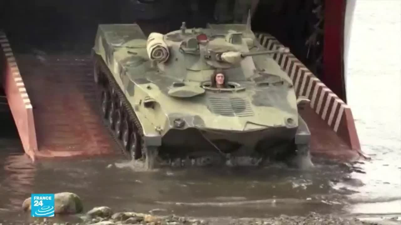 روسيا عازمة على سحب قواتها المحتشدة على الحدود الأوكرانية.. لماذا؟  - نشر قبل 29 دقيقة