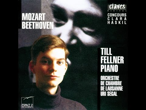 XVTH Clara Haskil Competition 1993 - Till Fellner Winner / W-A. Mozart: Piano Concerto No. 22
